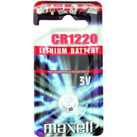 MAXELL CR 1220 baterie 3V lithiová
