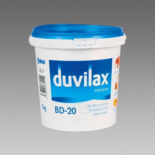 DUVILAX BD-20 příměs do stav. směsí 1kg kbelík