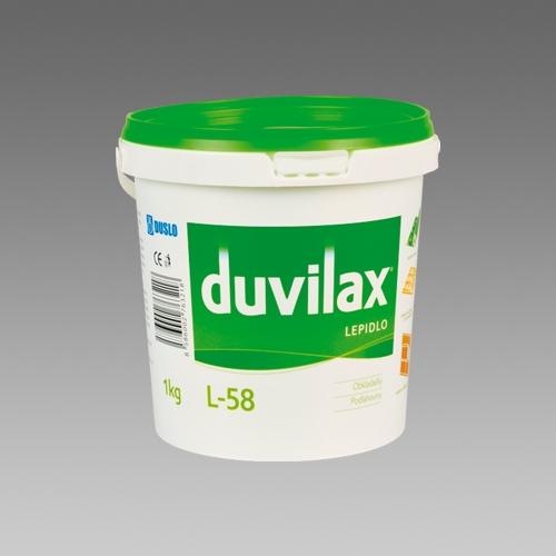 DUVILAX L 58 1kg lepidlo na podlahy kbelík