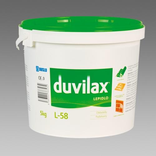 DUVILAX L 58 5kg lepidlo na podlahy kbelík