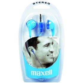 MAXELL EB 98 sluchátka pecková modrá