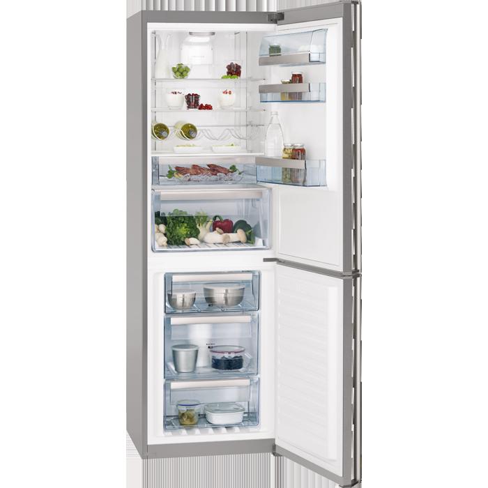 AEG S83520CMX2 R chladnička nerezová