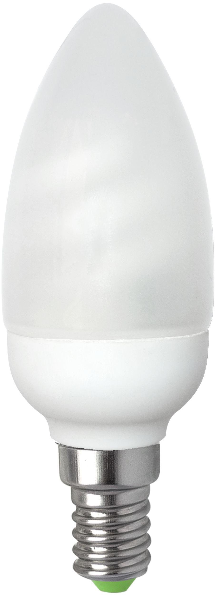 RETLUX RFL 21 žárovka candle C37 9W E14
