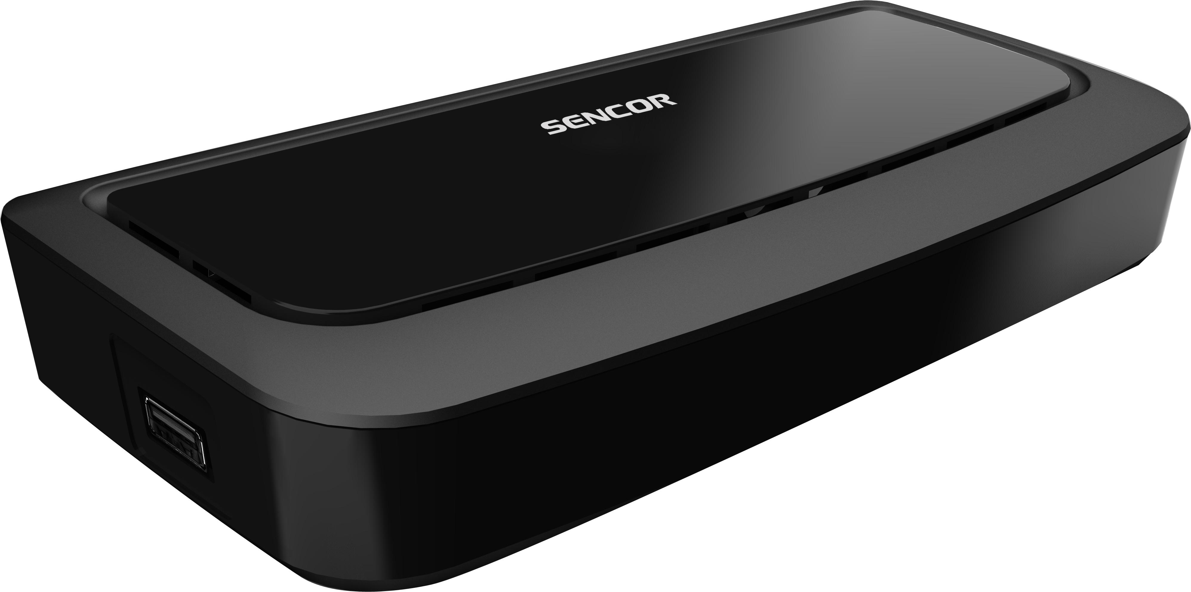 SENCOR SDB 4002M4 DVB-T přijímač