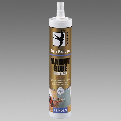 DEN BRAVEN MAMUT GLUE (High tack) 290ml černý