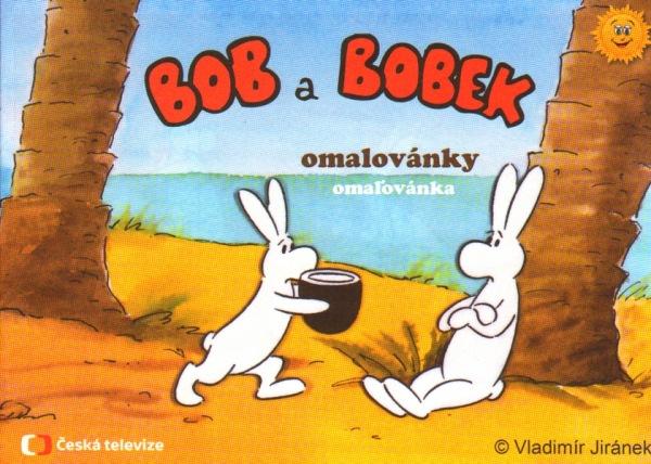 OMALOVÁNKY Bob a Bobek A5