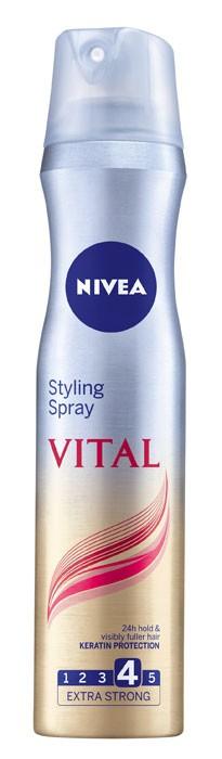 NIVEA Lak na vlasy VITAL 250ml