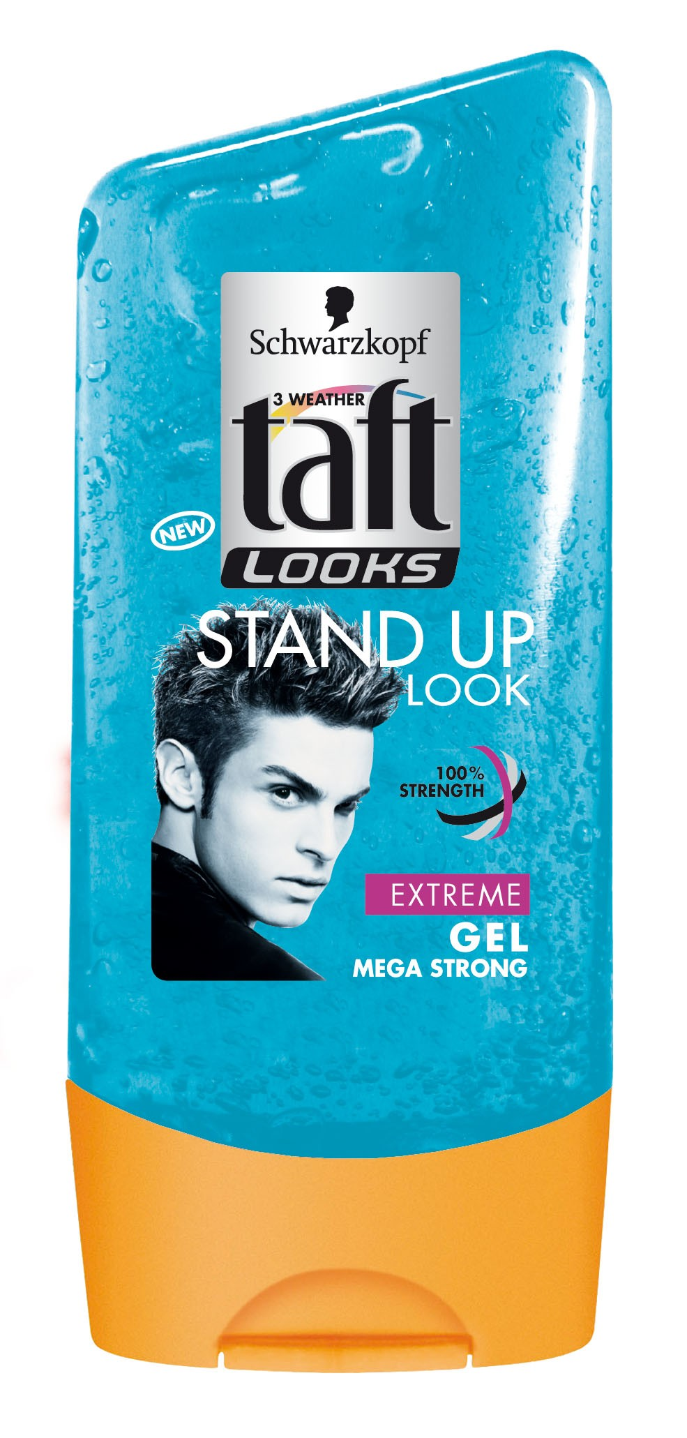 TAFT Looks gel extreme STAND UP 150ml