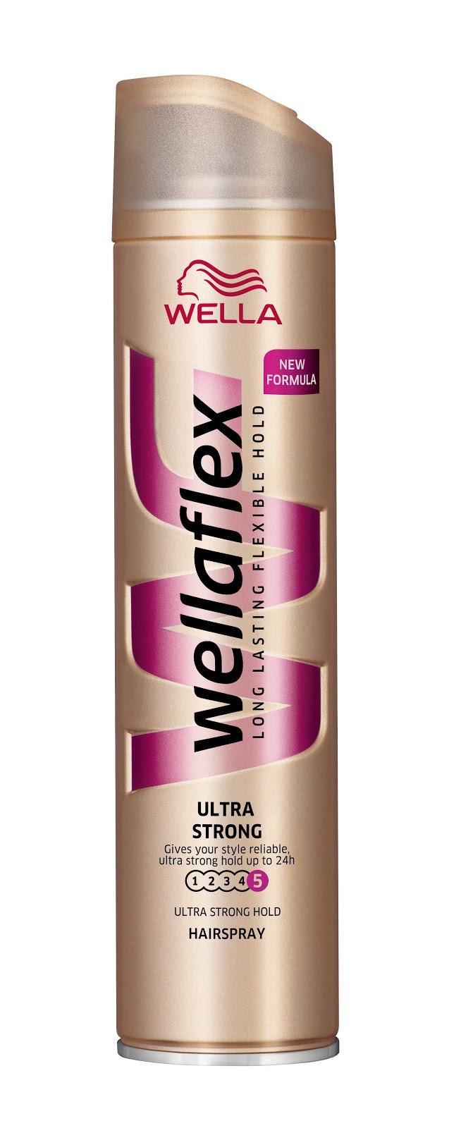 WELLAFLEX Lak na vlasy ULTRA STRONG 250ml