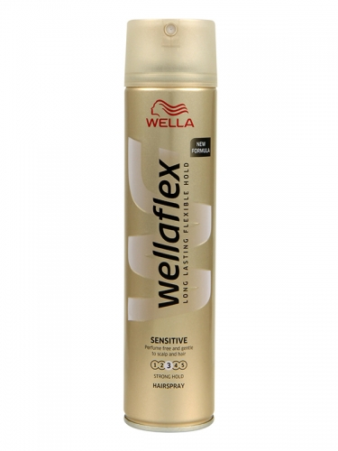 WELLAFLEX Lak na vlasy SENSITIVE 250ml