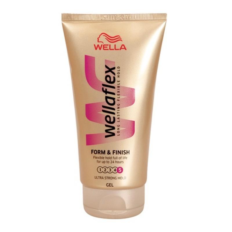WELLAFLEX Gel na vlasy FORM FINISH 150ml