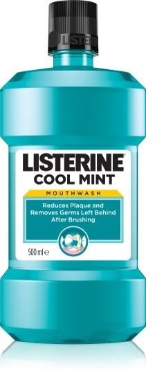 LISTERINE Cool mint ústní voda 500ml
