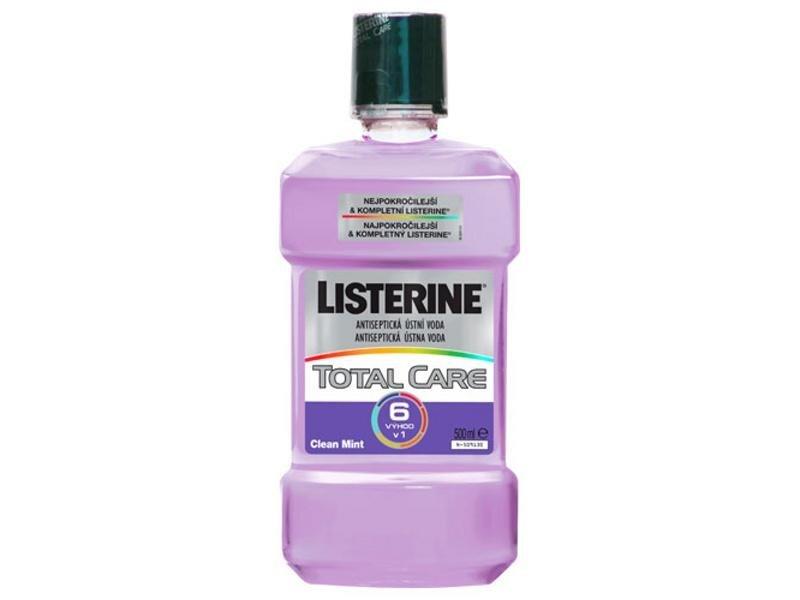 LISTERINE Total Care 500ml ústní voda