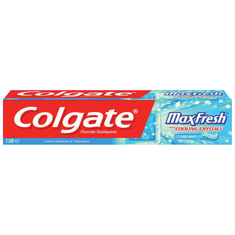 COLGATE Zubní pasta Max Fresh cool mint 75ml