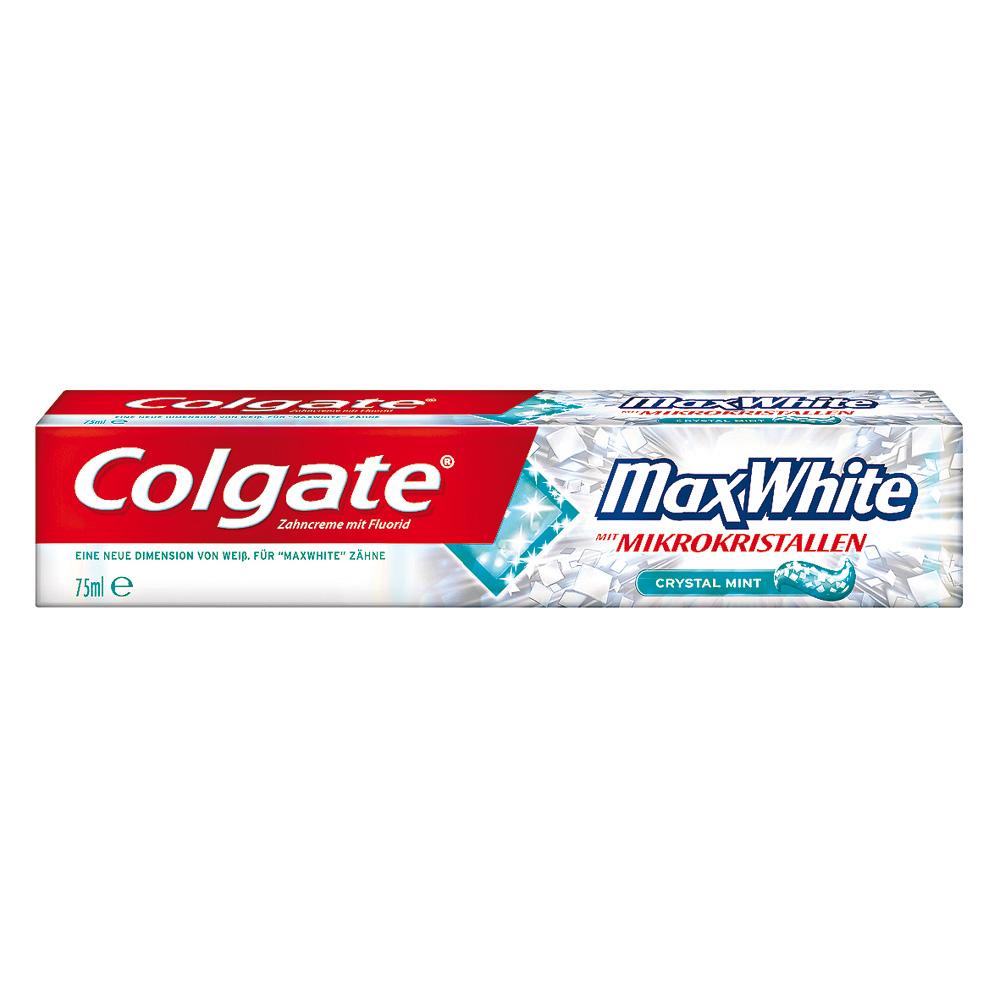 COLGATE Max White crystal mint 75ml zubní pasta
