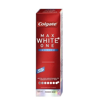 COLGATE Max White One Active 75ml zubní pasta