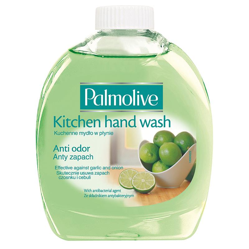 PALMOLIVE Tekuté mýdlo náplň Anti odor lime 300ml