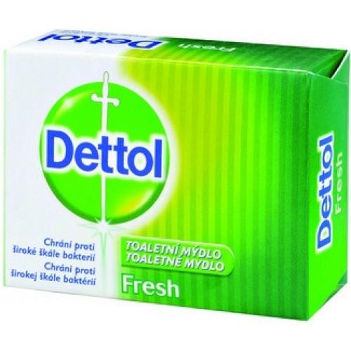 DETTOL Tuhé mýdlo fresh 100g