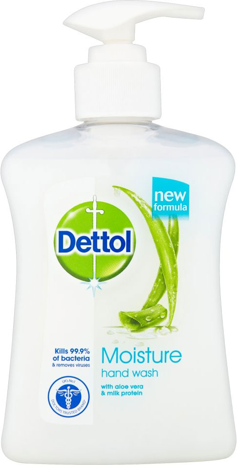 DETTOL Tekuté mýdlo Moisture hydratující 250ml