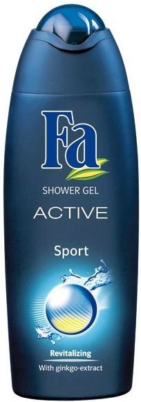 FA MEN Sprchový gel ACTIVE Sport 250ml