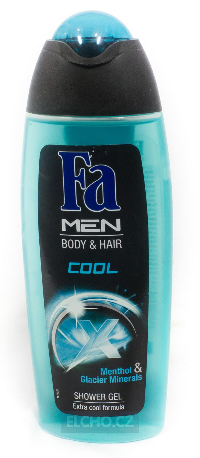 FA Men sprchový gel COOL 250ml