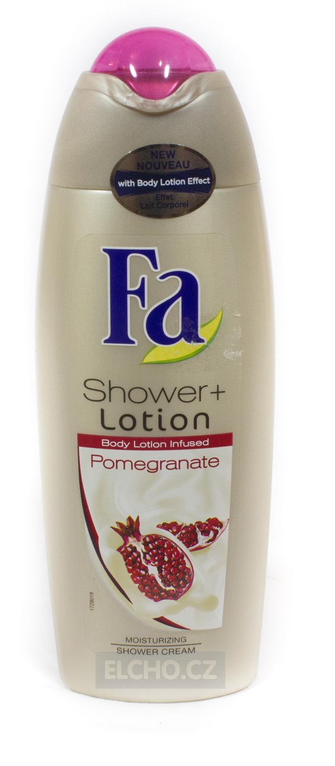 FA Sprchový gel LOTION pomegranate 250ml
