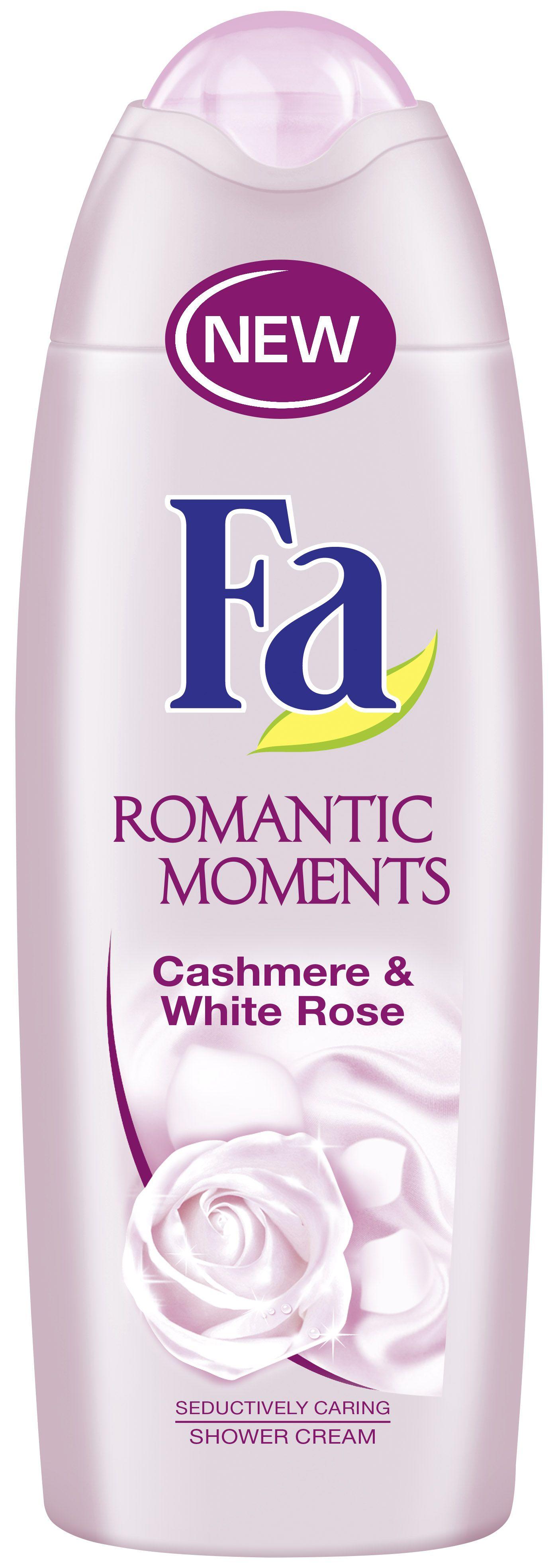 FA Sprchový gel ROMANTIC MOMENTS 250ml