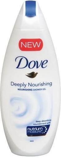 DOVE Sprchový gel Deeply Nourishing 250ml