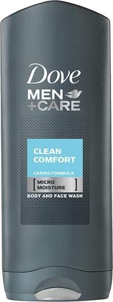 DOVE Men sprchový gel CLEAN COMFORT 250ml