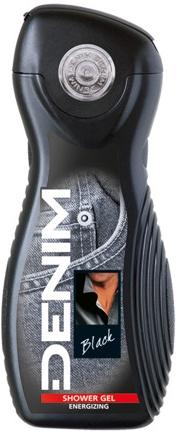 DENIM Sprchový gel BLACK 250ml