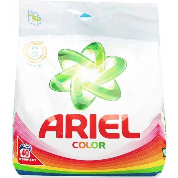 ARIEL Prací prášek Color 3kg