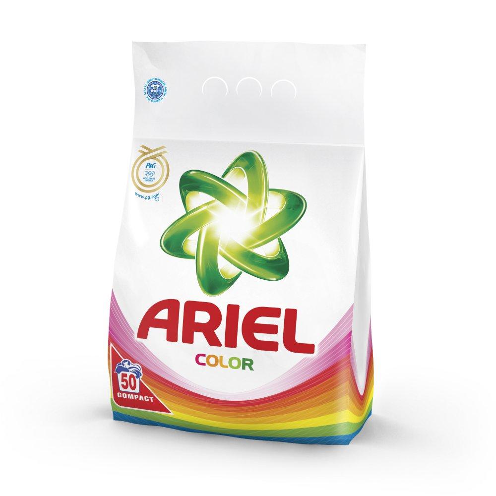 ARIEL Prací prášek Color 3,75kg