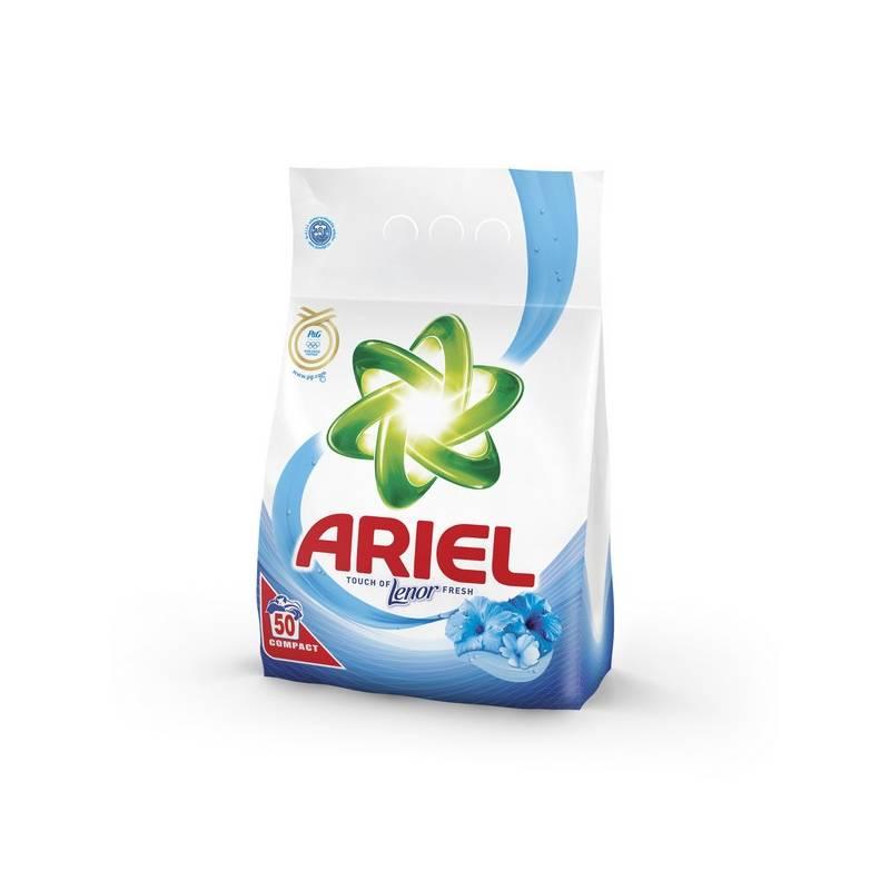 ARIEL Prací prášek Touch of lenor fresh 3,5kg
