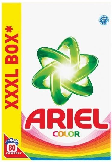 ARIEL Prací prášek Color XXXL Box 6kg