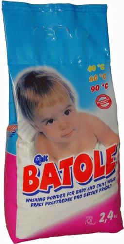 QALT Batole prací prášek 2,4kg