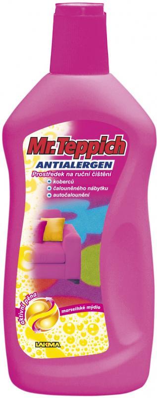 Mr. TEPPICH Na mytí koberců marseilské mýdlo 500ml