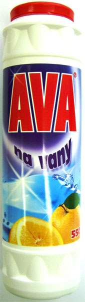 AVA Na vany 550g