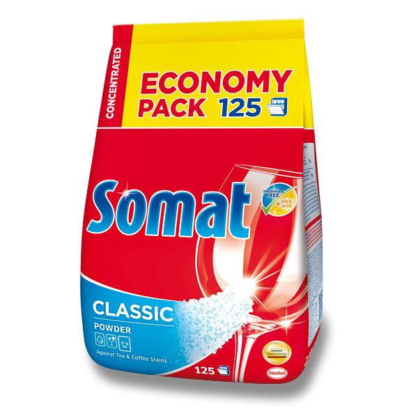 SOMAT standard Prášek do myčky 2,5 kg 125