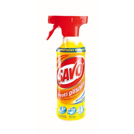 SAVO Proti plísním koupelna ve spreji 500ml