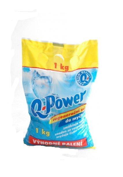 Q POWER Regenerační sůl do myčky 1kg