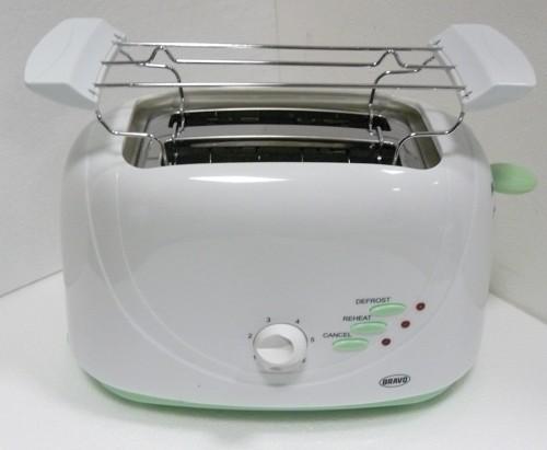 BRAVO B 4294 topinkovač zelený