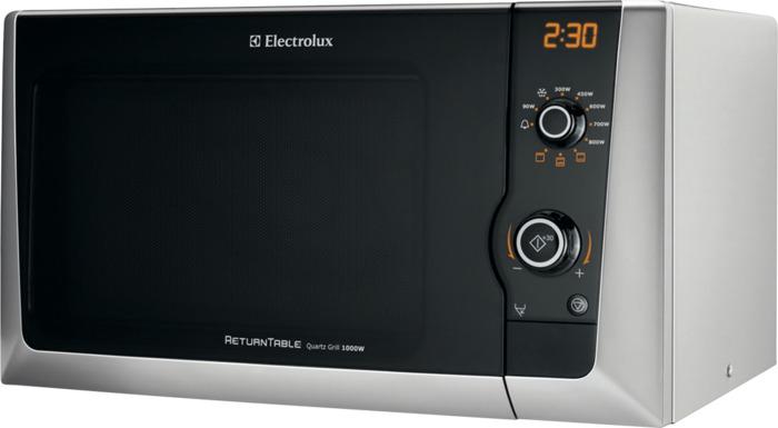 ELECTROLUX EMS 21400 S Mikrovlnná trouba stříbrná