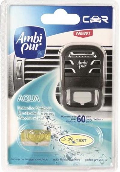 AMBI PUR Osvěžovač vzduchu do auta Aqua