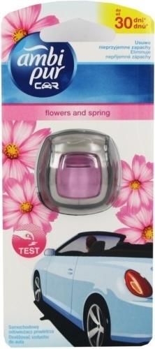 AMBI PUR Osvěžovač do auta Flowers and spring 2ml