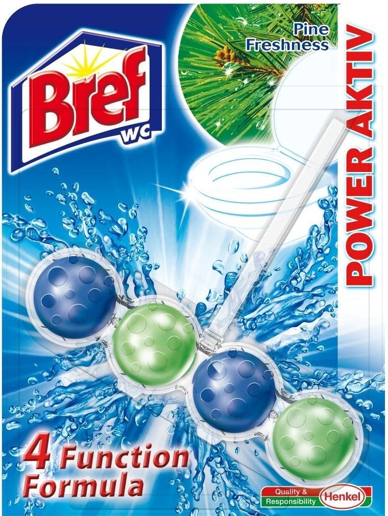 BREF Power aktiv WC blok Pine freshness 50g