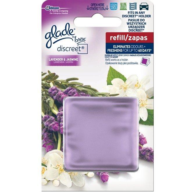 BRISE Discreet náplň Lavender jasmine 8g