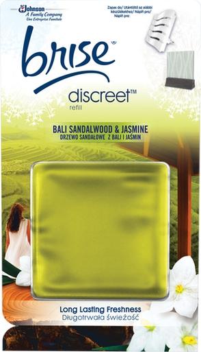 BRISE Discreet náplň santalové dřevo 12g