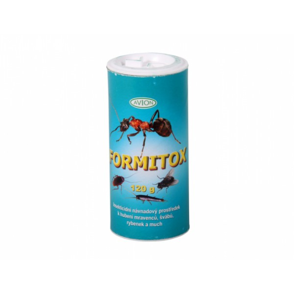 FORMITOX Návnadový prostředek na mravence 120g