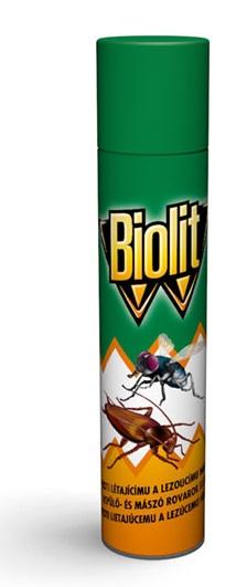 BIOLIT UNI 007 Na létající a lezoucí hmyz 400ml