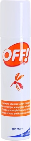OFF! Spray repelent 100ml